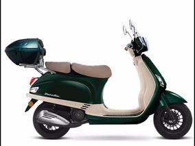Zanella Styler 150 Exclusive Z3 Vespa Verde 0km
