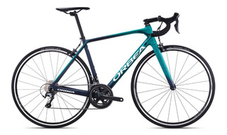 Bicicleta Ruta Orbea Orca M40 Verde-azul