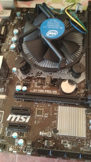 Combo I5 6500 Y Placa Madre Msi Y 8 Gb Ddr4 2400