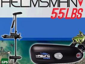Motor Electrico Haswing 55lbs Cayman B Gps New !! Garantia !
