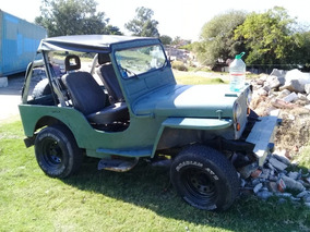 Jeep Willys 48