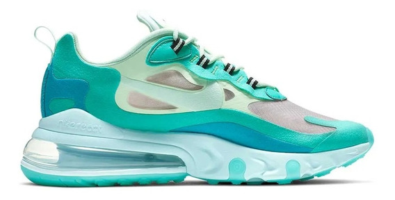 Nike Air Max 270 React Frosted Spruce Original X Pedido
