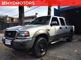 !! Ford Ranger Limited Muy Buen Estado Permuto Financio !!