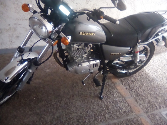 Moto Susuki Gn F 125 Impecable
