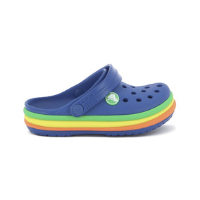 Crocsband Rainbow Band Clog K