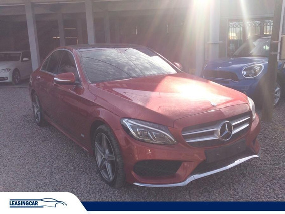 Mercedes Benz C400 4 Matic 2015 Impecable!