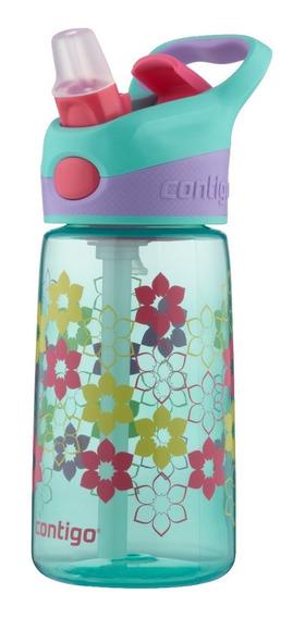 Botella Caramañola Contigo ® Niña Niño Varios Diseños 414ml