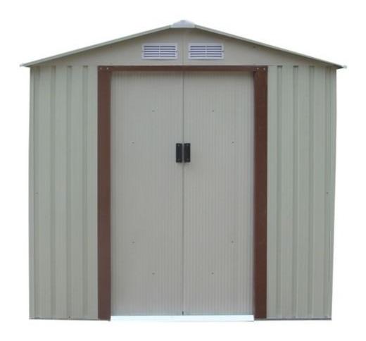 Galpón Prefabricado Casa De Jardín - Depósito Metálico