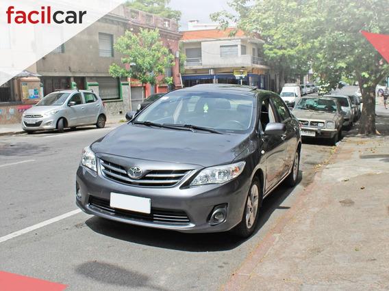 Toyota Corolla Gli 2013 Nafta U/dueño Excelente Estado!!