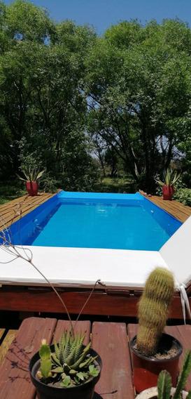 Casa De 7 Ambientes, 260 M2 En Punta Ballena