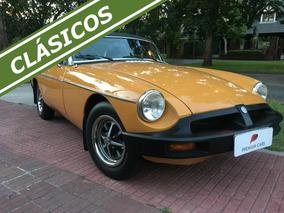 Mg Mgb Clasico 1976, Convertible