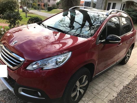 Peugeot 2008 Año 2019 7000 Km Impecable Nueva Nueva Nueva