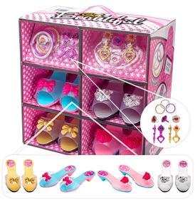 1384fbdc00c2 Zapatos Y Joyas Boutique little Girl Princess Play Set