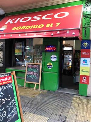 Vendo Kiosco Con Quiniela Pleno Centro
