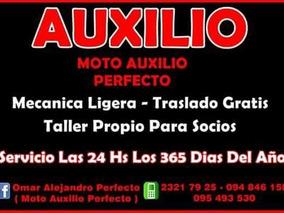 Auxilio De Moto 24hs.365 Días Taller Mecánico 094846158