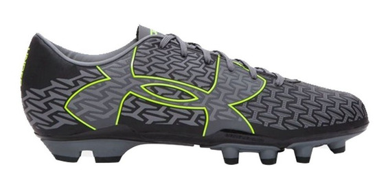 Championes Under Armour Cf Force 2.0 Fg Negro