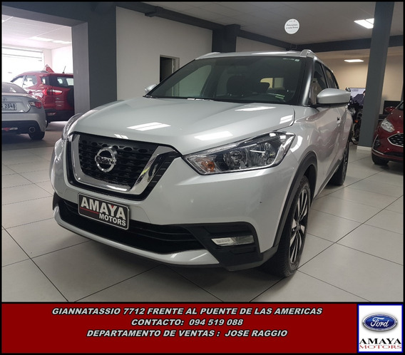 Amaya Nissan Kicks 1.6 Advance At 2019 Igual A Okm 12.000km