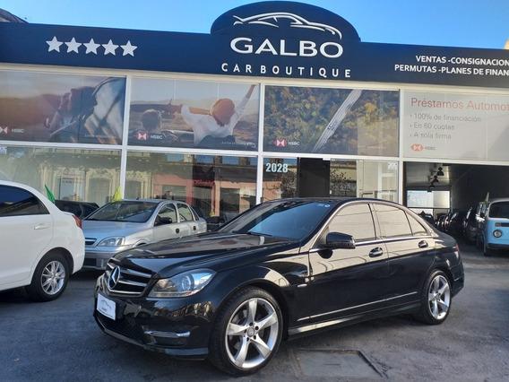Galbo Mercedes-benz Clase C 1.8. Retira Con U$s 18.950!!