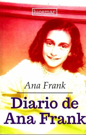 Libro: Diario De Ana Frank / Ana Frank