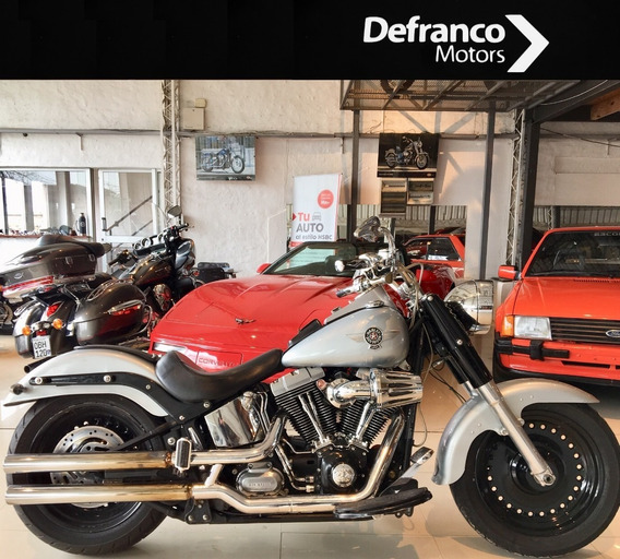 Harley Davidson Fat Boy Permuto,financio Defranco Motors