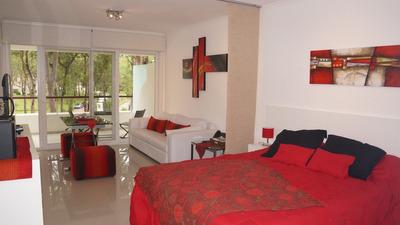 Apartamento Monoambiente En Green Park Solanas