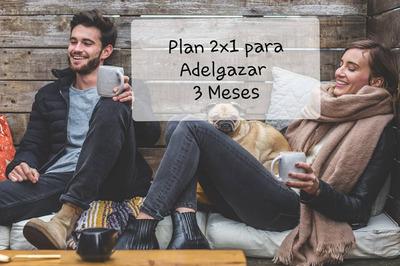 Clínica Para Adelgazar 3 Meses Promo Completa 2x1 $ 12.800