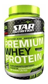 Premium Whey Star Nutrition 1 Kg Chocolate