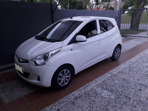 Hyundai Eon 2014 Extra Full Impecable 2do Dueño