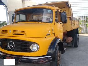 Mercedes-benz Mb 1513 1973/1973 Basculante