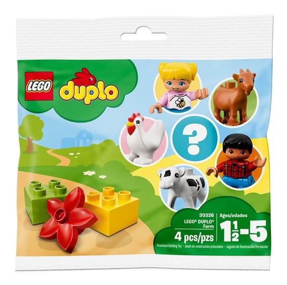 Lego Builder Bags Duplo Granja 30326 Bloques Niño - El Rey