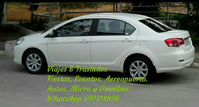 Viajes Y Traslados, Remis Y Omnibus, Organizacion De Eventos