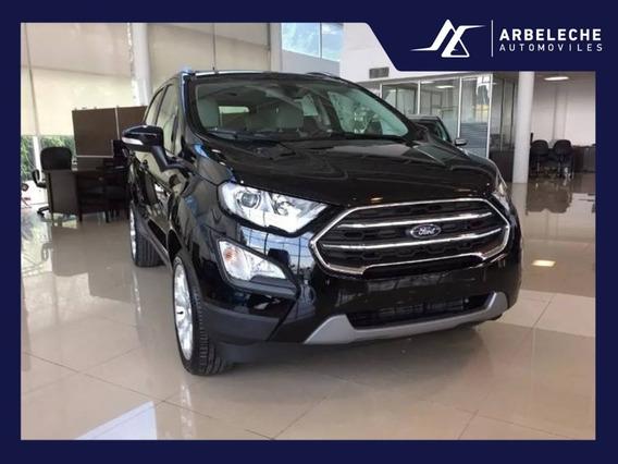 Ford Ecosport 1.5 At Titanium Tasa 0%! Entrega Ya Arbeleche