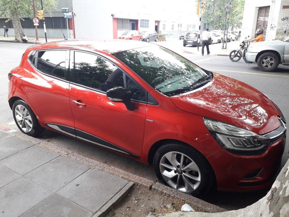 Renault Clio Iv Expression Año 2018