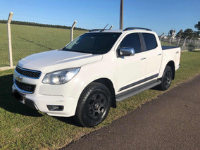 Chevrolet S10 2.8 Cd 4x4 Ltz Tdci 200cv At 2014