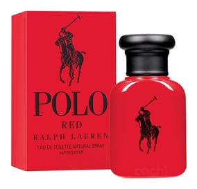 Perfume Polo Red 40ml Ralph Lauren