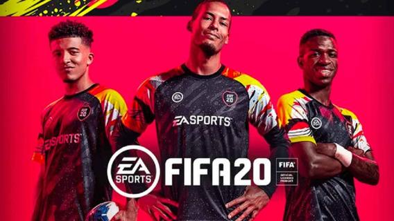 Consola Ps4 Fifa 2020 1tb Slim Nuevas!