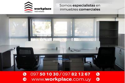 Oficina - Alquiler - Buceo - Cerca De Wtc