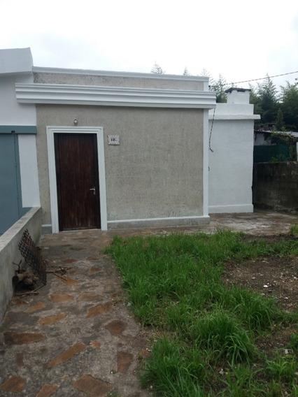 Musetti Alquila: Buena Casa En La Paz.-
