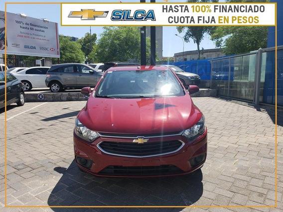 Chevrolet Onix Lt 1.0 Financiando Con Hsbc 2019 Bordeaux 0km