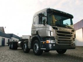 Scania P310 Bitruck 8x2 2018 Completa