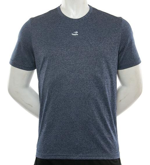 Camiseta Remera Topper Deportiva Running De Hombre Mvd Sport