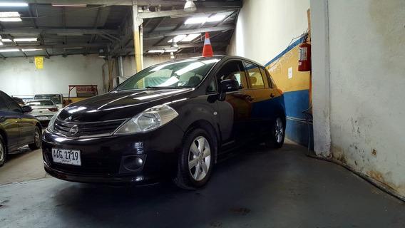 Nissan Tiida Año 2010