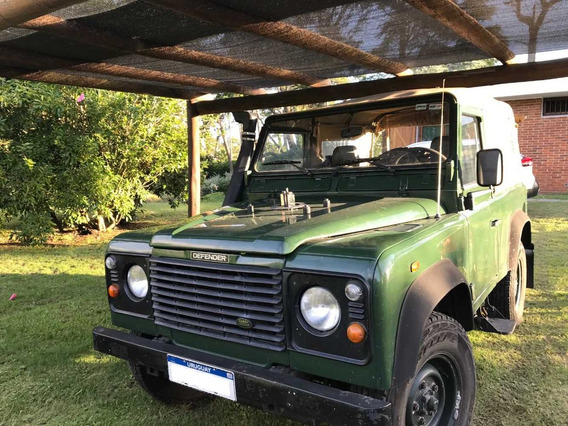Land Rover Defender 90, Ano 2002