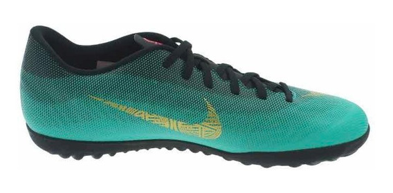 Zapatos Nike Mercurial Vaporx Cr7 Fútbol 5 Talle Us 10,5