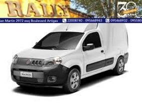 Fiat Fiorino 0km 2019 Entrega U$s4000 Y Ctas