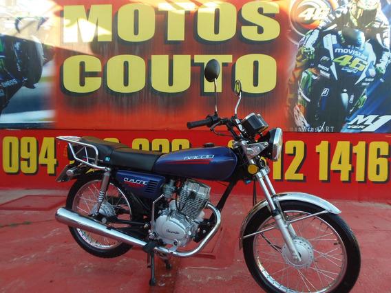 Baccio Classic 125 Yumbo Winner Zanella == Motos Couto