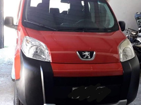 Peugeot Bipper 1.4 - Año 2014
