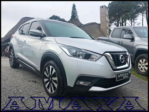 Nissan Kicks 1.6 Exclusive At
