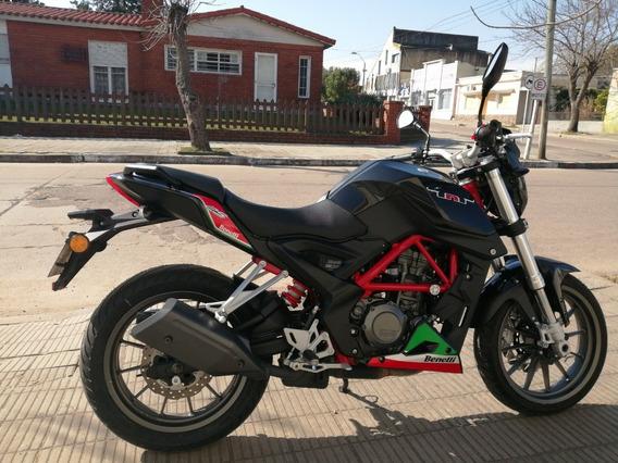 Benelli Tnt 25 - 250cc - Como Nueva!!