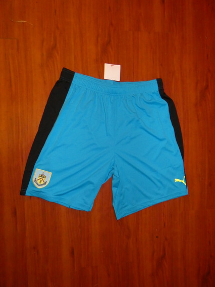 Short Burnley Inglaterra Puma, Numero Puma De Regalo